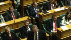 The Soap Box: Red robes flow as Parliament opens for another term