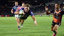 A star is born: Walsh shines as Warriors claw past Tigers