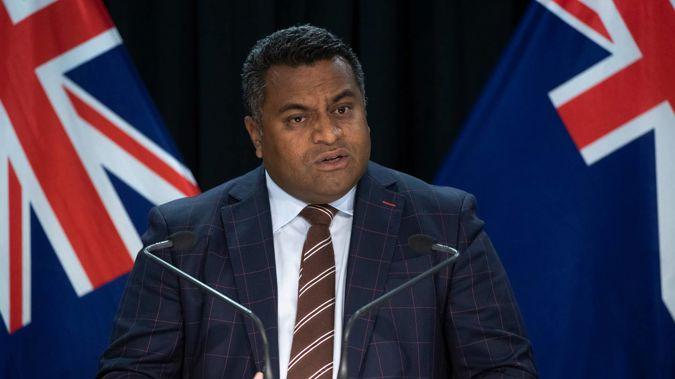 Minister Kris Faafoi. (Photo / Mark Mitchell)