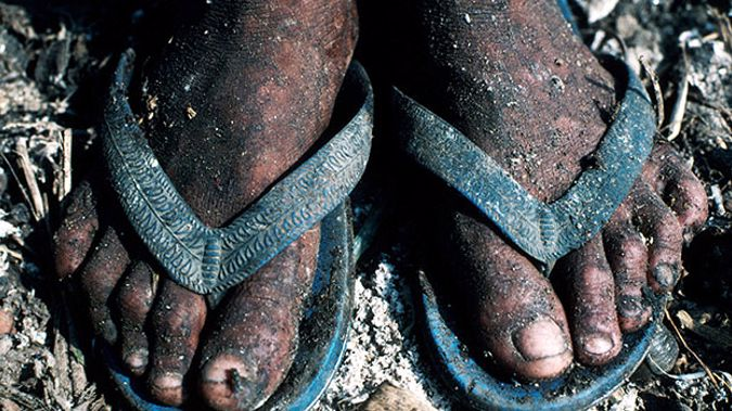 Kick your shoes off for a day - and help a child go to school for a year.