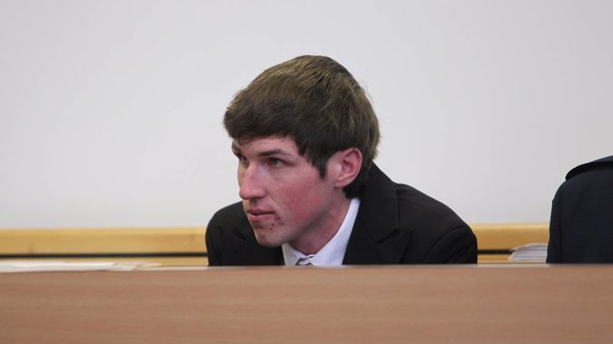 Alexander William Power when he appeared in court in 2013 for sentencing on previous child abuse charges. (Photo / File)
