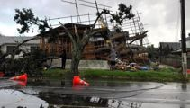 'I've never seen anything like it': Trees down, roofs destroyed, tornado hits Auckland