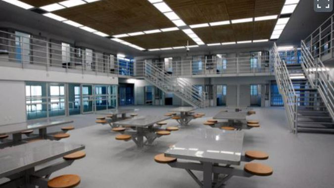 The prisoner tested positive for Covid-19 at Mt Eden Corrections Facility last week. (Photo / NZME)