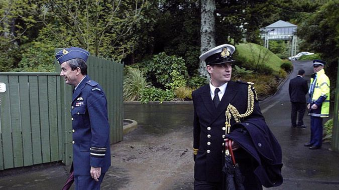 Visiting heads of government could end up literally staying in the Prime Minister's back yard. (Getty Images)