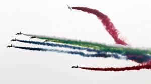 PHOTOS: Zhuhai Air Show in China