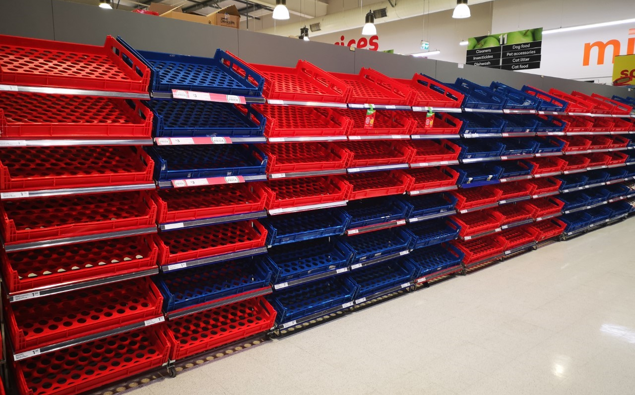 Possible bread shortage for some of the North Island