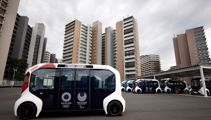 Toyota suspends use of self-driving vehicle after collision with Paralympic athlete