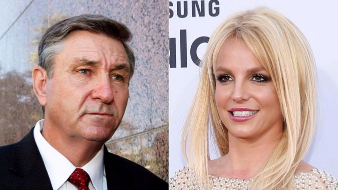 Britney Spears will no longer be under the control of her father Jamie Spears. (Photo / AP)