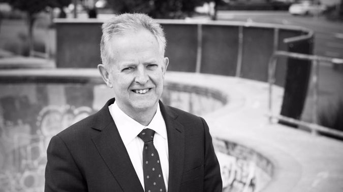 Outgoing Children's Commissioner Judge Andrew Becroft. (Photo / Supplied)