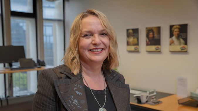 Minister for Women Jan Tinetti. (Photo / NZ Herald)