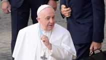 Pope Francis, 84, hospitalised for planned intestinal surgery