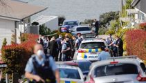 Armed person shot by police after pursuit drama through suburbs