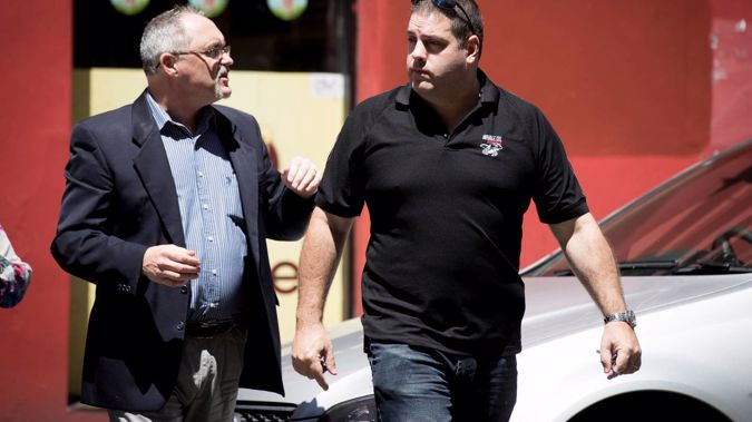 Blogger Cameron Slater outed microbiologist Dr Siouxsie Wiles for an allegedly hypocritical approach to lockdown rules. (Photo / Dean Purcell)
