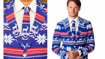 PHOTOS: Ugly Christmas suits