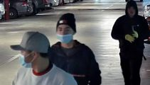 Police release photos after nurses' cars targeted at Auckland Hospital