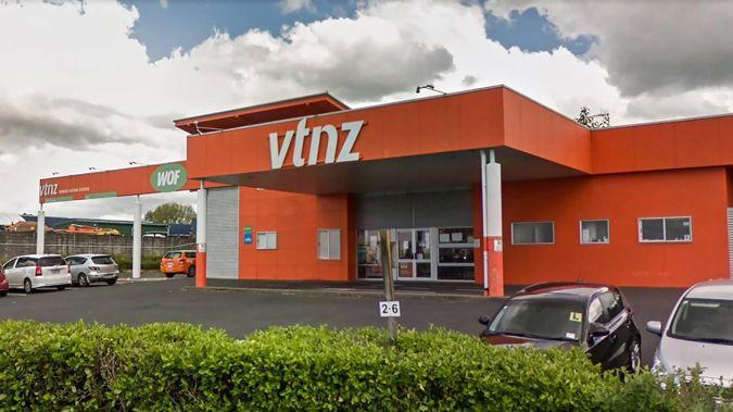 VTNZ testing station at Westgate in West Auckland. (Photo / Google)