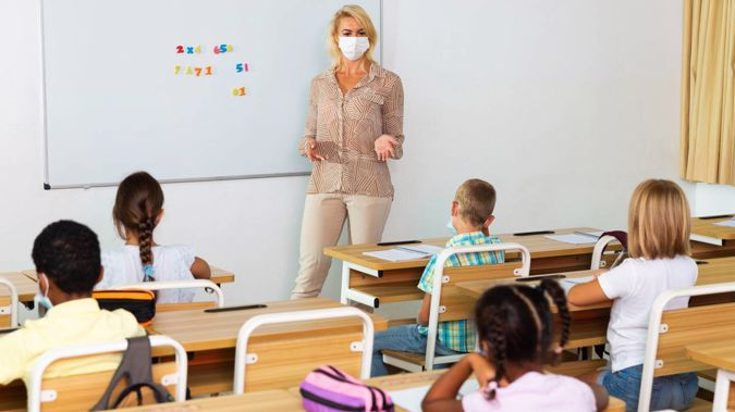 All teachers will have to be fully vaccinated from January 1. (Photo / 123RF)