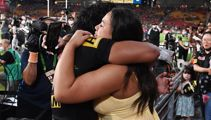 NRL star proposes after winning grand final