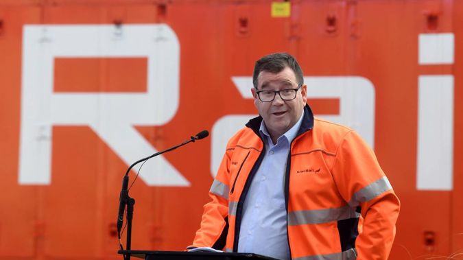 Minister for Infrastructure Grant Robertson is announcing changes this morning to the New Zealand Upgrade Programme. (Photo / Otago Daily Times)