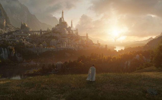 Amazon Studio's Lord Of The Rings. (Photo / Amazon)