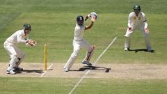 Andrew Saville: Heated Australia, India cricket test