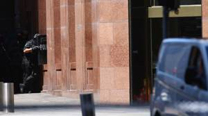PHOTOS: Hostage situation in Sydney's Martin Place