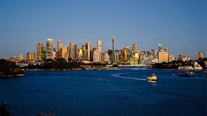 Uber prices skyrocket in Sydney CBD