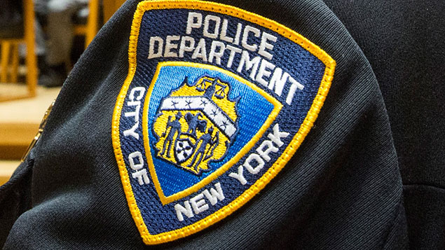 Two New York cops shot dead