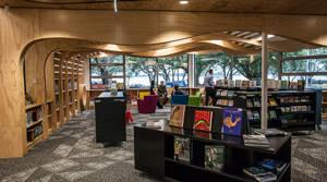 PHOTOS: Controversial Devonport library opens