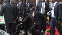 The best of the #MugabeFalls meme