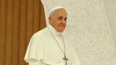 Pope Francis under fire over smacking