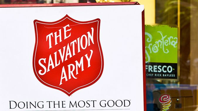 The Salvation Army (Getty Images)