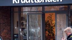 Gunman shoots police at cartoon event