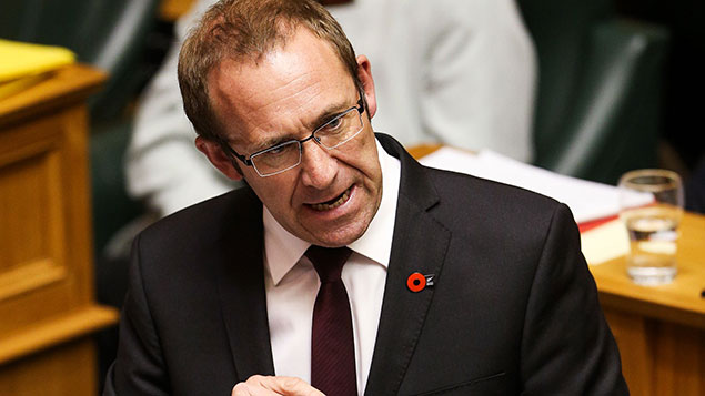 Andrew Little (Getty Images)