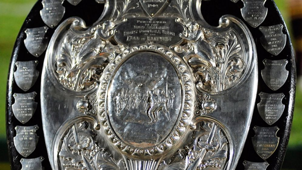 The Ranfurly Shield is one of the most historic and prestigious prizes in New Zealand sport.