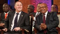PHOTOS: John Key on the World Stage