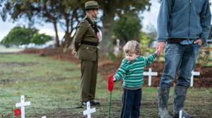 PHOTOS: ANZAC Day Commemorated