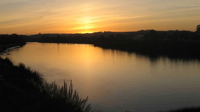 The Whanganui River (NewsPixNZ/NZ Herald)