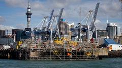 (Bledisloe wharf: NZME.)