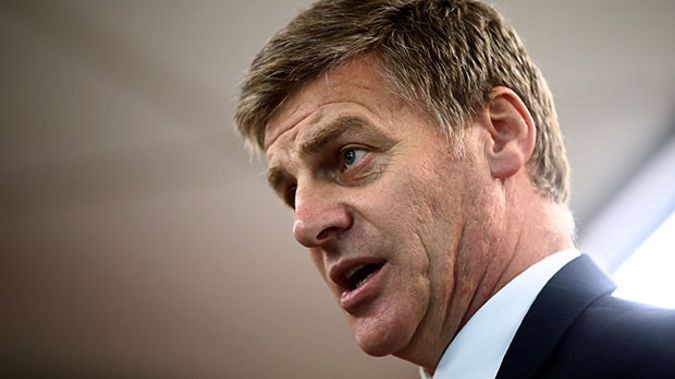 (Bill English: Getty Images)