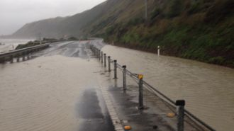 Richard Green: Destructive weather