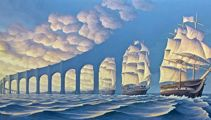 PHOTOS: Optical Illusions That Will Blow Your Mind