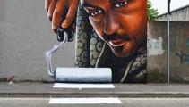 PHOTOS: Interactive street art