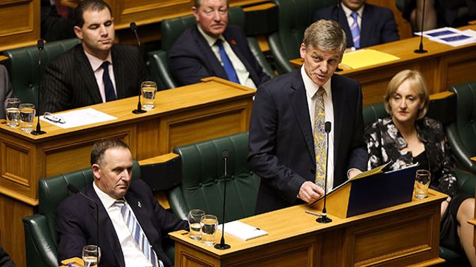 National Party MPs (Getty Images)