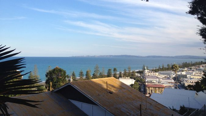 Napier's council will come under an amalgamated council (Sophie Lowery)