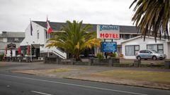 The Boulevard Motel on Fenton St. (Photo / Andrew Warner)