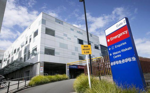 Waikato DHB. (Photo / NZ Herald)