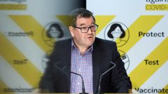 Finance Minister Grant Robertson. (Photo / Getty Images)