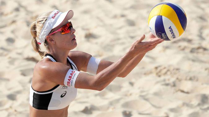 Marketa Slukova of the Czech Republic. (Photo / Getty)