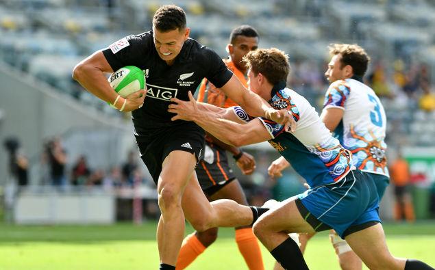 NZ Rugby Sevens/Photosport